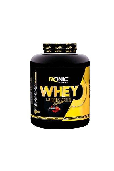 Ultimate Whey Protein Tozu Çilek Aromalı 2270 Gr + 3 Adet Hediye