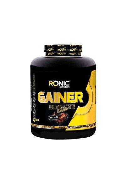 Ronic Nutrition Karbonhidrat Mass Gainer Çikolata Aromalı 3 KG + 3 Adet Hediyeli
