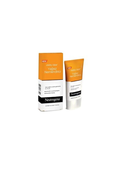 Neutrogena VİSİBLY CLEAR NEMLENDİRİCİ 50 ML