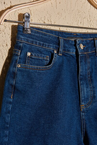 Indigo Mom Denim Şort TWOSS20SR0210