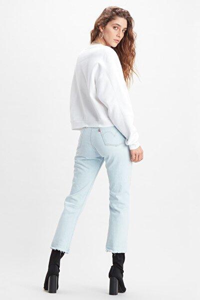 Kadın Graphic 90's Serif Sweatshirt 85283-0000