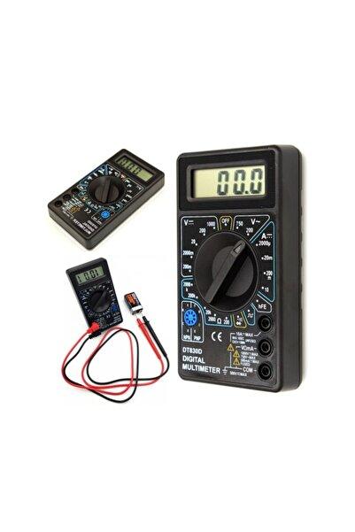 Ofine Dijital Avometre Multimetre Ölçü Aleti Akım Voltaj Direnç Ölçer