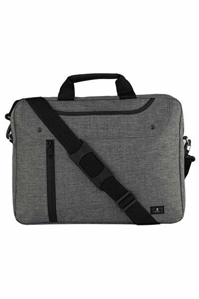 "Beutel 15.6"" Evrak Notebook Laptop Çantası - Nlg300 Gri"