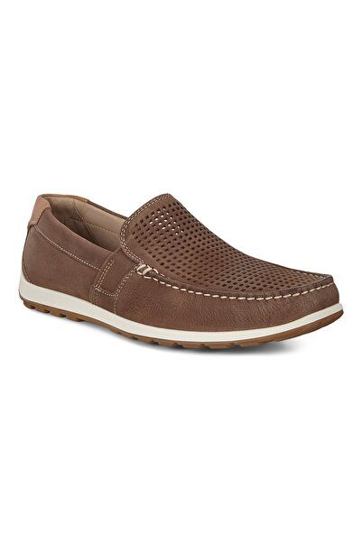 Ecco Erkek Klasik Ayakkabı Reciprico Camel Kahverengi 660454