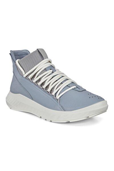 Ecco Kadın Sneaker St.1 Lite W Dusty Blue/Concrete Mavi 837323