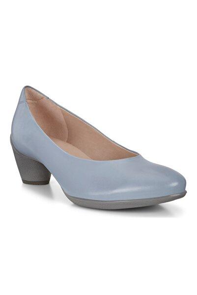 Ecco Kadın Klasik Topuklu Ayakkabı Sculptured 45 Dusty Blue Mavi 230203