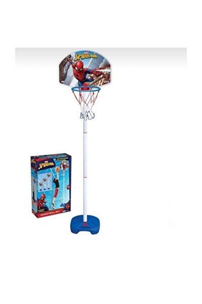 Uçar Oyuncak Örümcek Adamlı (spıderman) Basketbol Potası