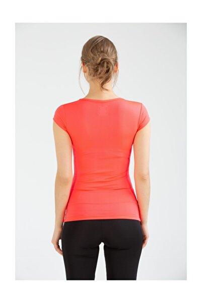 Kadın T-shirt Vf-0027 City Tshirt