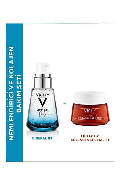 Vichy Nemlendirici ve Kolajen Bakım Seti 8681689318376