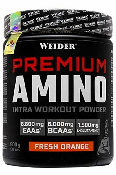 Weider Premium Amino Intra Workout Powder 800 gr - Portakal