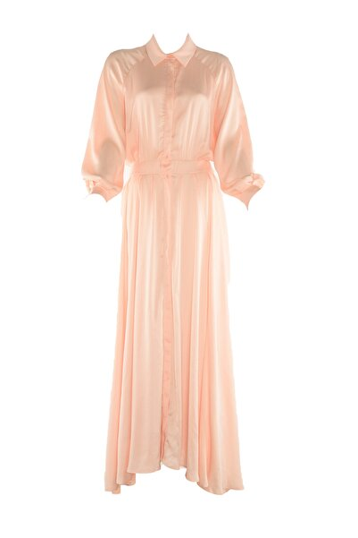 Kadın Pudra Elbise IS1190002311