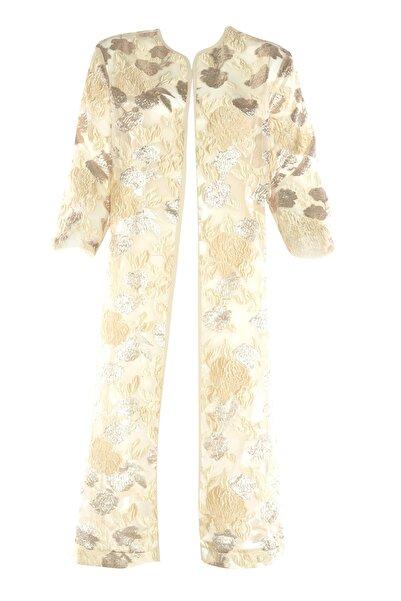 İpekyol Kadın Altın Pardesü IS1190011035