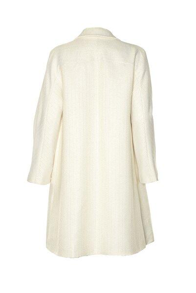 Kadın Beyaz Pardesü IS1190011037
