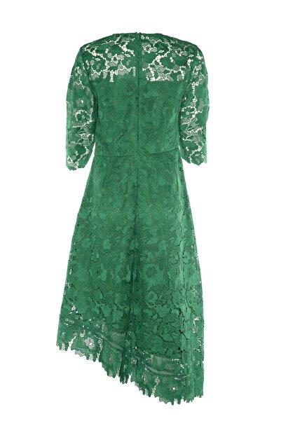 Kadın K.Yesıl Elbise IS1190002195