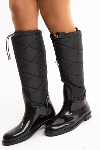 Siyah Kadın Çizme E476051504