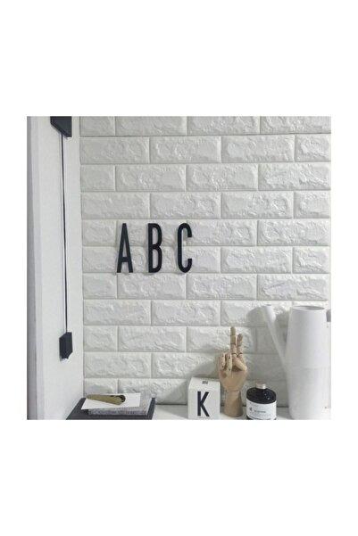 hedefsan Kendinden Yapışkanlı Duvar Paneli 3d Tuğla Beyaz