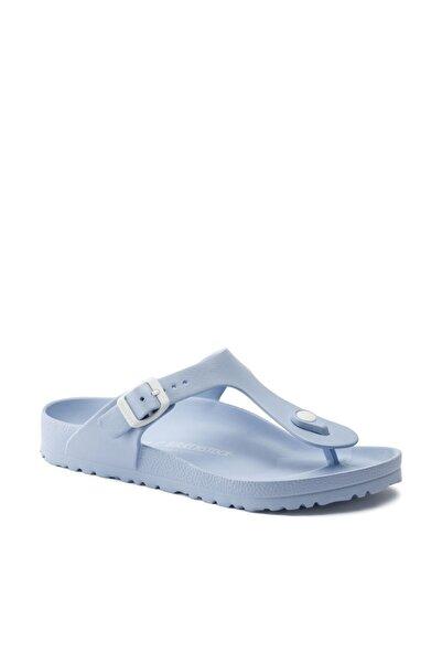 Birkenstock Gızeh Eva Soft Mavi Terlik 01009206