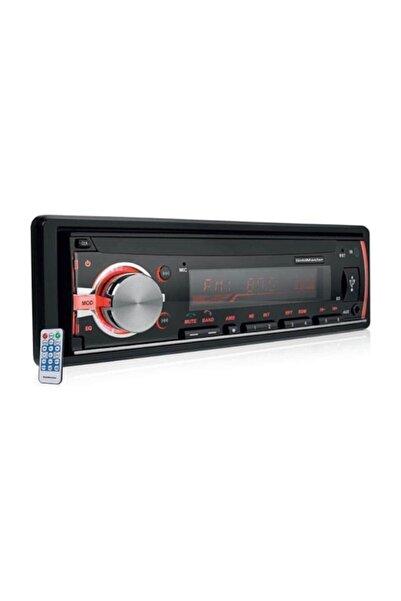 GOLDMASTER V800 Bt Bluetooth Radyo Tekefon Ile Göruşmel Oto Teyp