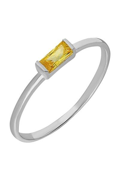 Chavin Gümüş Taşlı Kadın Yüzük Mini Eklem Yüzüğü ehy-ed79by