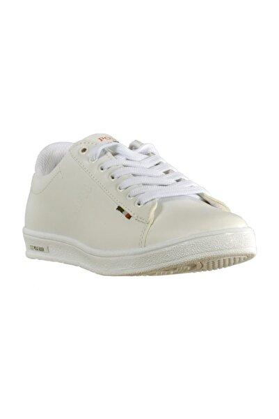 Franco 9PR Beyaz Kadın Spor Ayakkabı