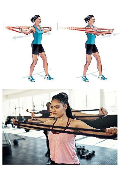 Cando ® Egzersiz Bandı Exercise Band Loop 76cm Yeşil Orta