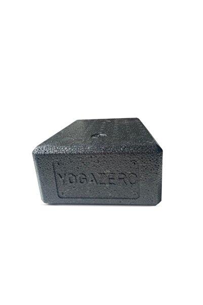 Yoga Zero Yogazero Yoga Blok - Siyah Köpük