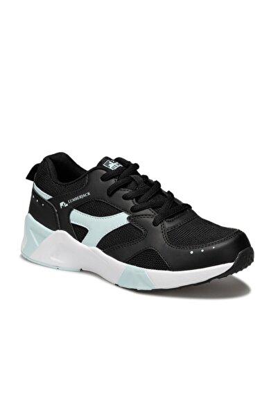 Blossom Siyah Kadın Sneaker Ayakkabı