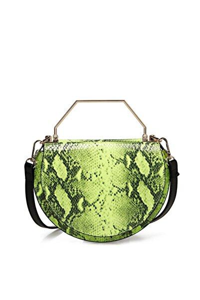 Nine West Charına Neon Yeşil Kadın Çapraz Çanta