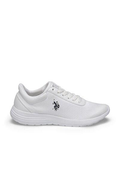 Raıny Beyaz Kadın Sneaker Ayakkabı
