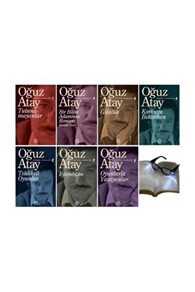 İletişim Yayınevi Oğuz Atay 7 Kitap +Kitap Okuma Gözlüğü