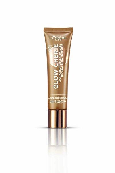 Glow Cherie - Işıltılı Renkli Nemlendirici Medium 03 - 30 ml