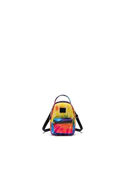 Herschel Supply Co. Nova Crossbody Rainbow Tie Dye Omuz Çantası