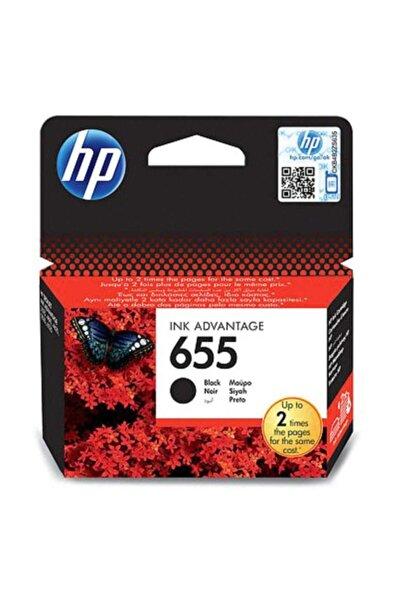 HP Cz109Ae (655) Sıyah Murekkep Kartusu 550 Sayfa