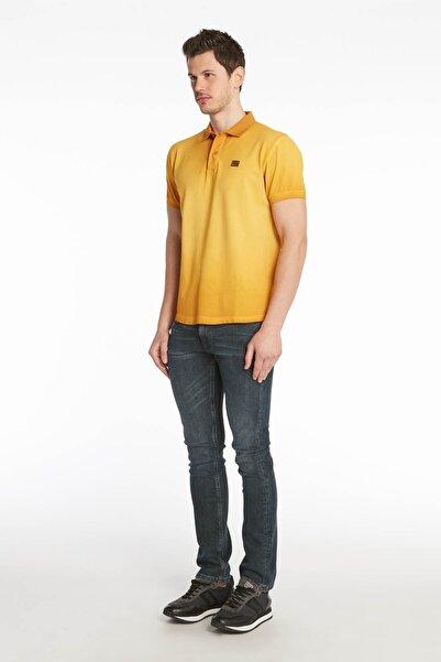 Ruck & Maul Erkek Gold T-Shirt AF1M0110063