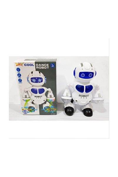 Canda Oyuncak Dans Eden Işıklı Sesli Dansçı Oyuncak Robot