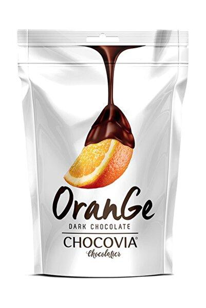 Bitter Çikolatalı Portakal Draje 120g