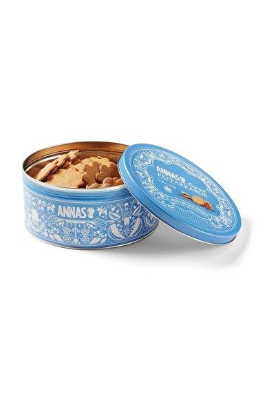 Annas Zencefilli ince kurabiye 400g / Metal kutu