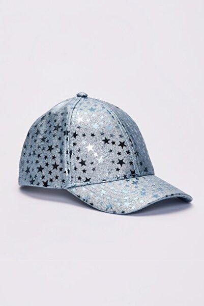 LC Waikiki Kız Çocuk Açık Mavi Cu5 Şapka