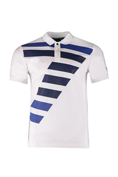 EA7 Erkek Slim Fit Polo T-shirt 3zpf81 Pj20z