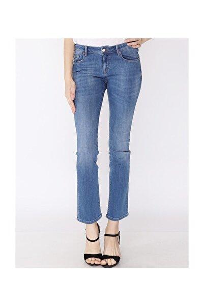 Twister Jeans Kadın Slim Fit Düşük Bel Pantolon Suzy 9001-19 (T) 19