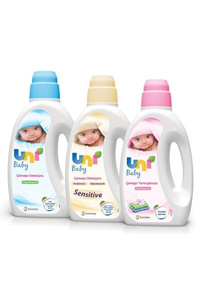 Uni Baby Çamaşır Deterjanı Seti