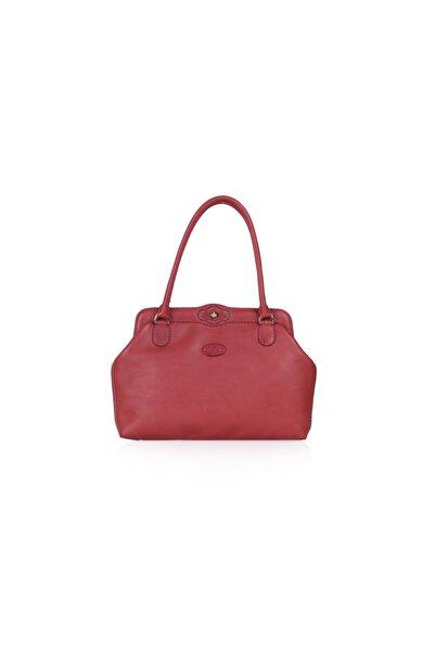 G.Ö.N Kadın Çanta 133 Kırmızı