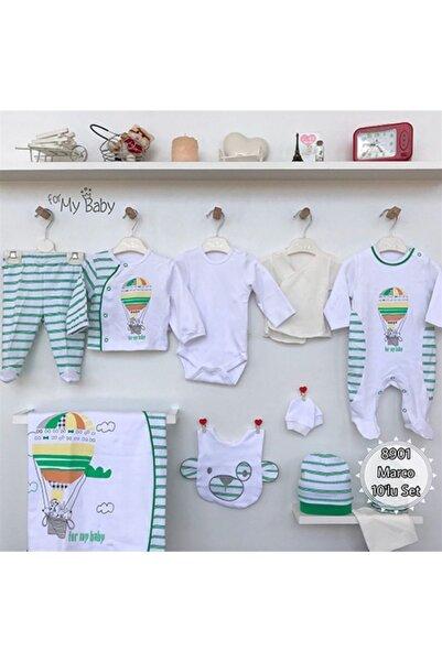 For My Baby 8901 Marco 10'lu Hastane Çıkış Seti