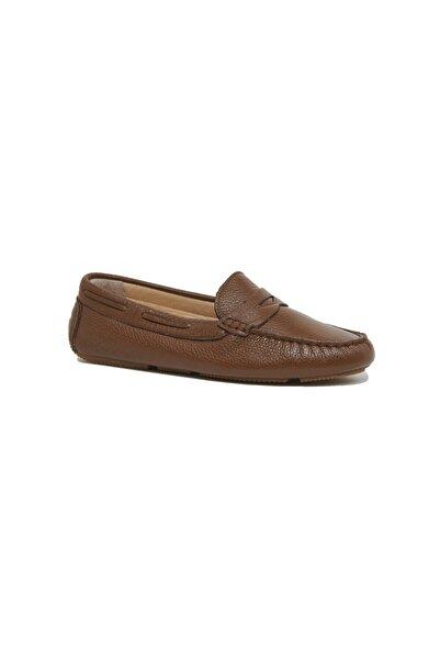 Desa Kadın Comfy Deri Loafer Ayakkabı