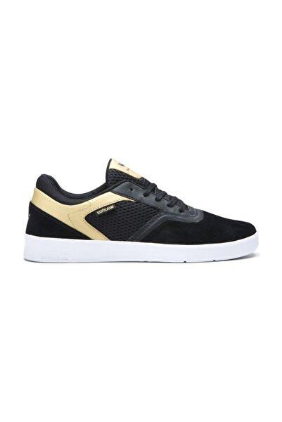 Supra Erkek Saint Blk Gold White Ayakkabı