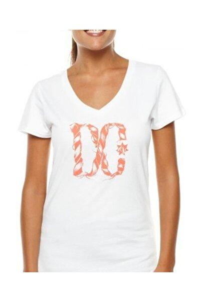DC Becerra Tee White Kadın Tişört
