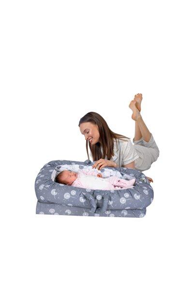 Sevi Bebe Anne Yanı Bebek Reflü Yatağı