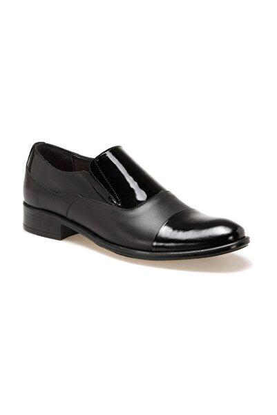 Garamond 409-2 Siyah Erkek Klasik Ayakkabı