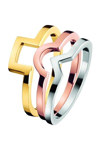 Calvin Klein 2 Bijuteri Yüzük KJ4VDR300107