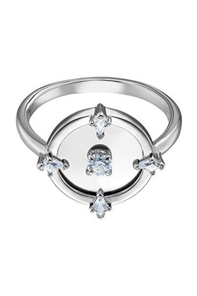 Swarovski Yüzük North:Ring Glass Czwh/Rhs 58 5515021
